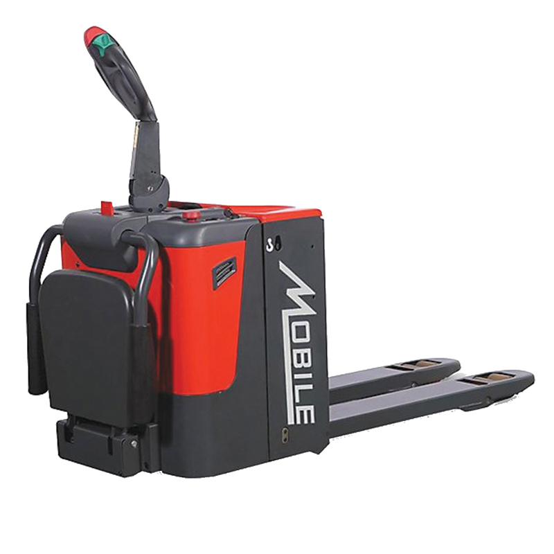 """Pallet Truck Electric 21.3""""x45 fork 4400 lbs capacity"""