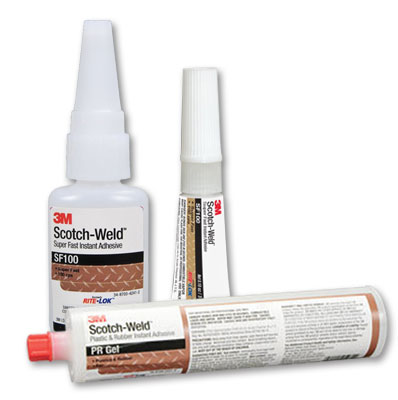 3M Cyanoacrylate Adhesives