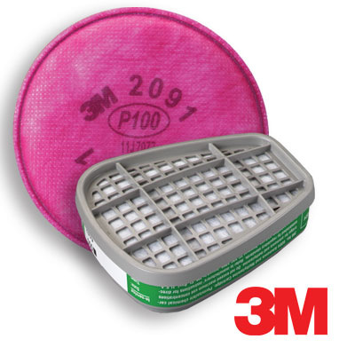 3M Respirator Filters & Cartridges