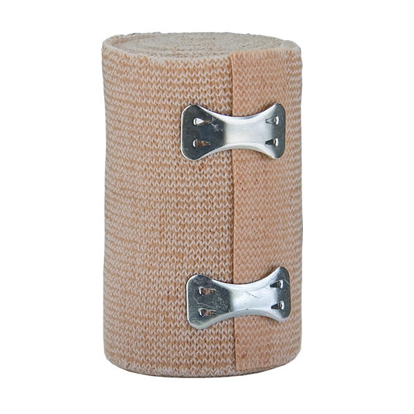 """Bandages Elastic Roll 3""""x1.75m stretches to 4.5m"""