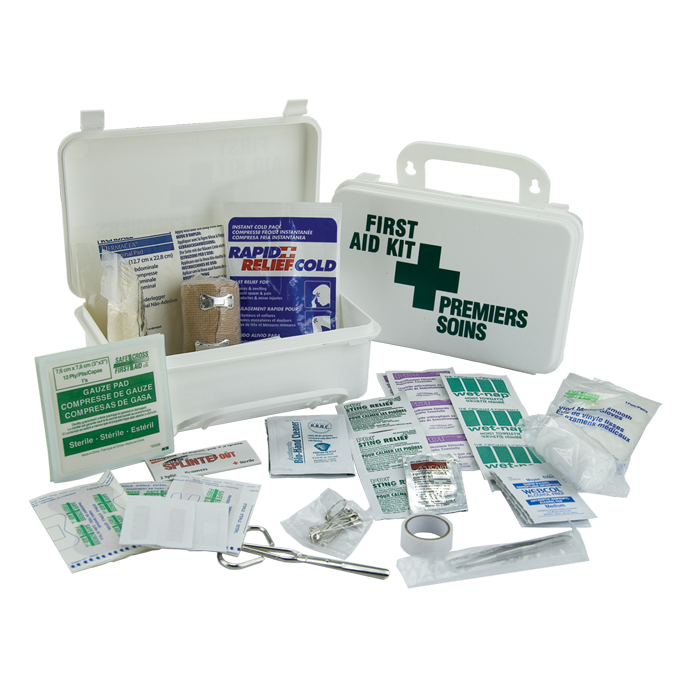 First Aid Kit Home All Purpose