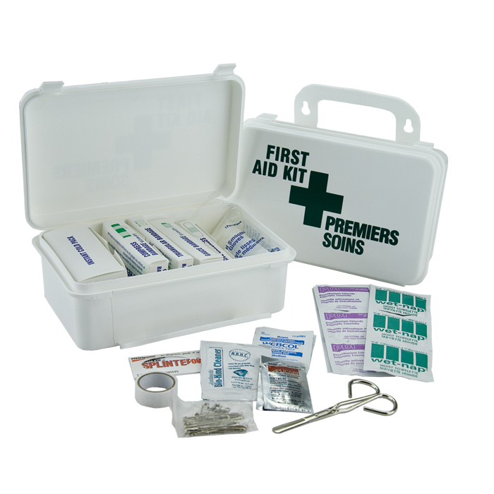 First Aid Kit Truck Care General Purpose