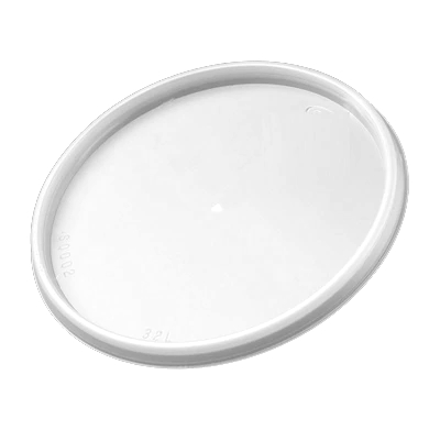 Container Lid for Genpak Foam Containers 500/case