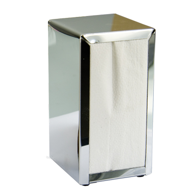 Dispenser Napkins (Chrome)
