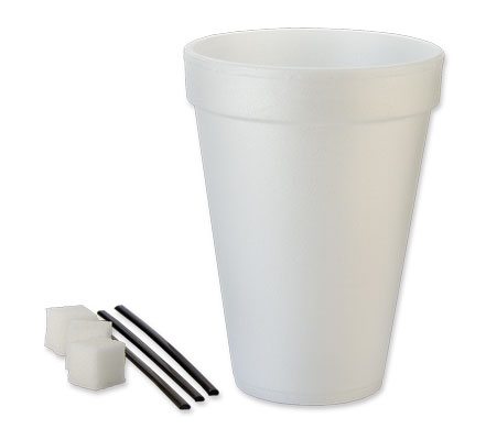 Cups Foam  9oz 1000/case