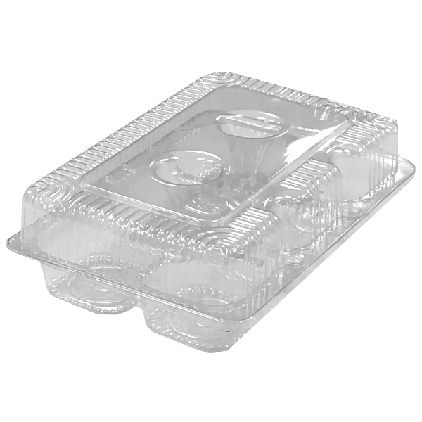 Container Muffin 8-1/2x5-1/4x2-1/2 500/cs VEL-021