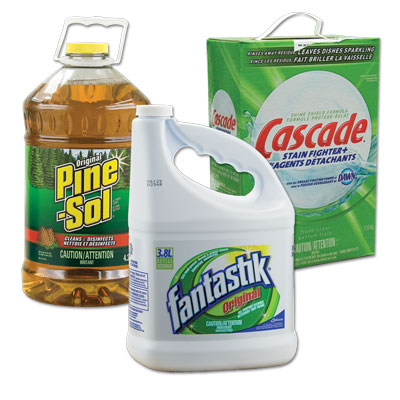 Branded Cleaning Chemicals
