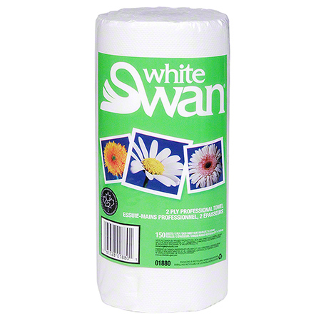 Paper Towels White Swan 80sht x 24/cs