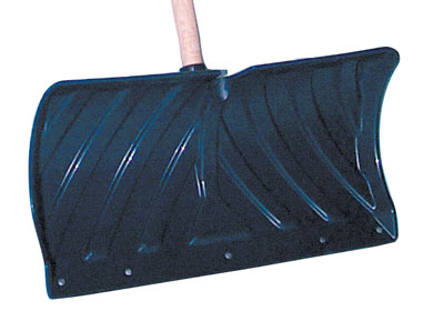 "Shovel Snow 27"" Metal Blade"