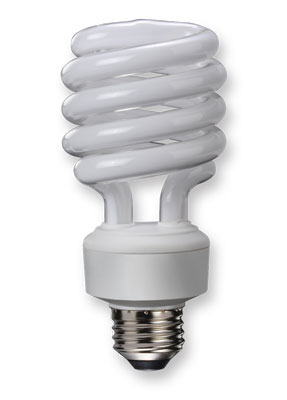 Light Bulbs 10,000 Hr. 13W (Equivalent to 60W) Philips 6/cs