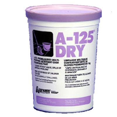 Airkem A125 Detergent Dry Odor Counteractant