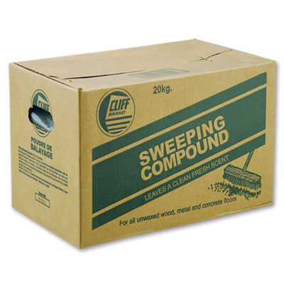 Sweeping Compound 20 kg Box