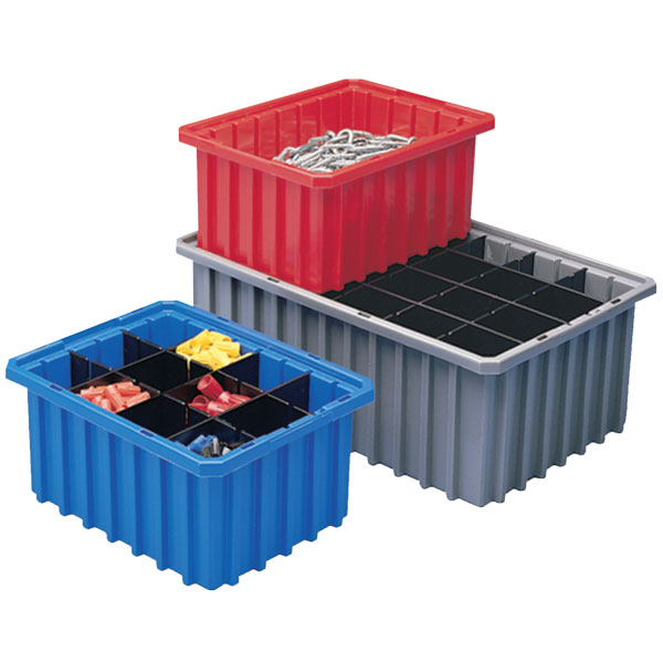 Dividable Containers