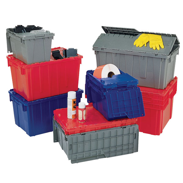 Flipak Containers With Lids