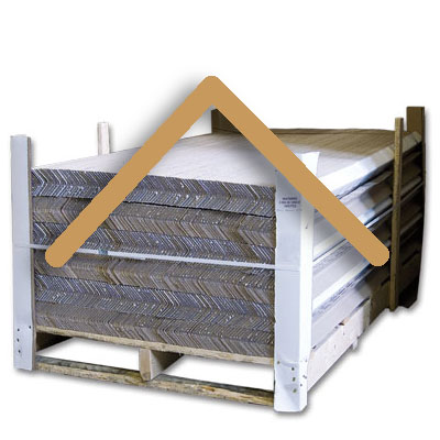 Edge Protectors By Pallet .008 Thick