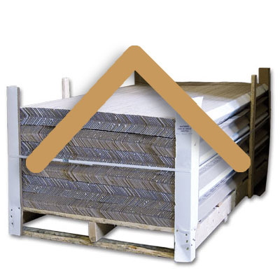 Edge Protectors By Pallet .120 Thick