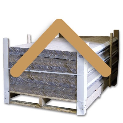 Edge Protectors By Pallet .160 Thick