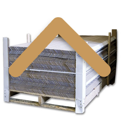 Edge Protectors By Pallet .225 Thick