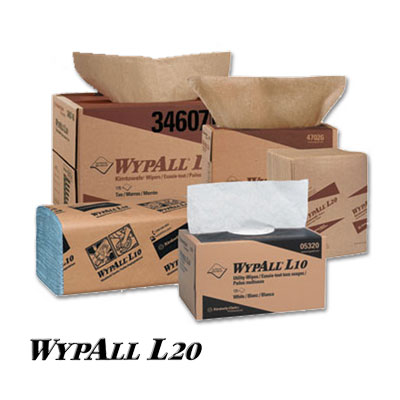 Kimberly Clark WypAll L20