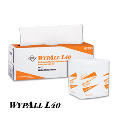 Kimberly Clark WypAll L40