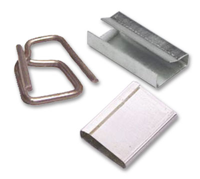 Seals / Buckles for Polypropylene Strapping