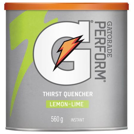 Gatorade Instant Powder 560g Lemon-Lime