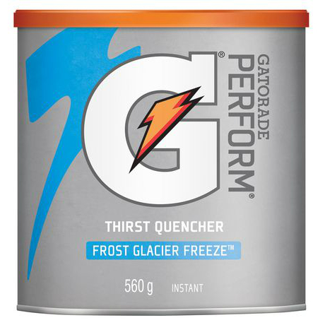 Gatorade Instant Powder 560g Frost Glacier Freeze