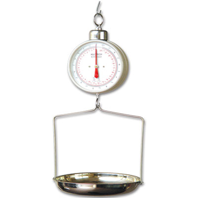 Scale Kilotech Hanging Dial KHS1022 22 lbs capacity