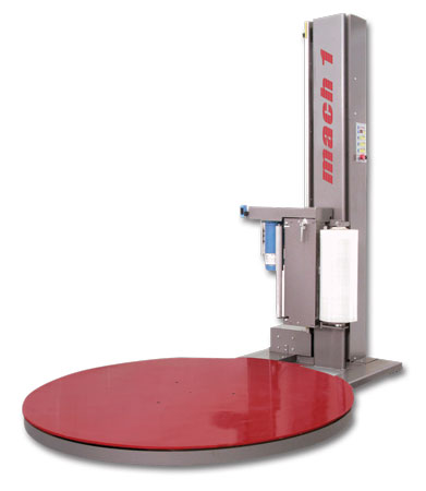 Stretch Wrap Machine Sonic LPX Semi-AutoMatic Low Profile