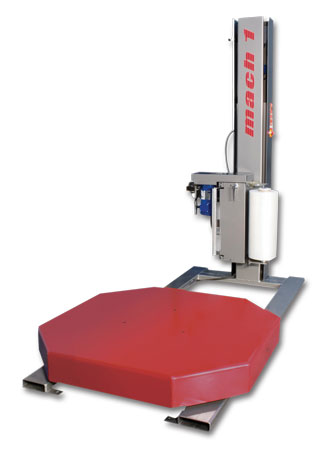 Stretch Wrap Machine Sonic HPX Semi-AutoMatic High Profile