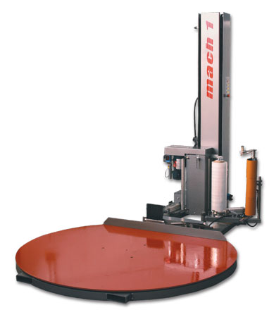 Stretch Wrap Machine Sonic LPA Semi-AutoMatic Low Profile