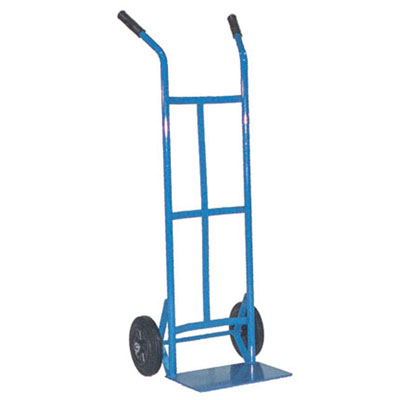 """Hand Truck Twin 8"""" rubber"""