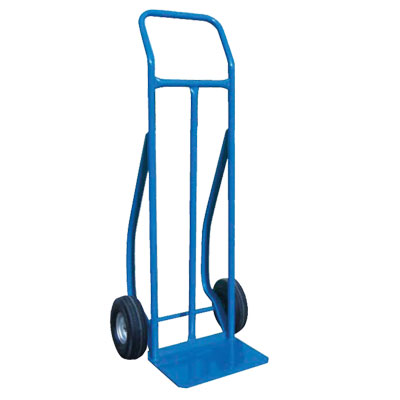 """Hand Truck Loop 10"""" Pneumatic with stair"""