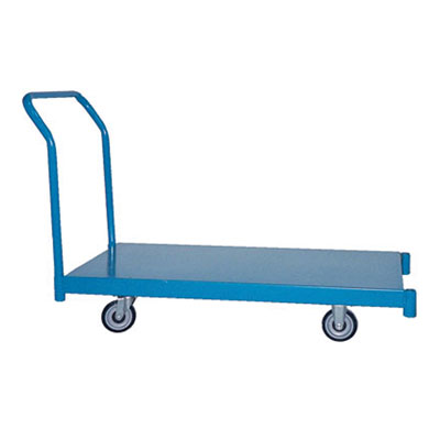 "Platform Truck 24"" x 36"" Steel Deck - Medium Duty"