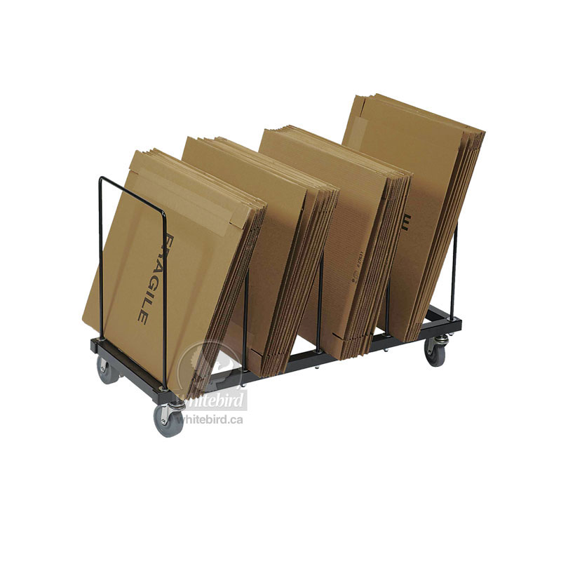 Mobile Carton Stands