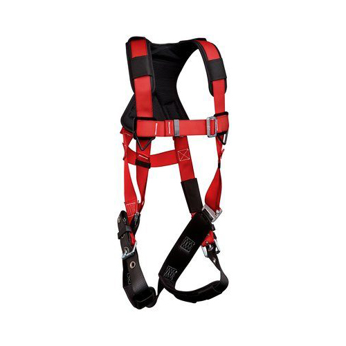 Protecta Pro Vest Harness with Comfort Padding - Med/Lrg