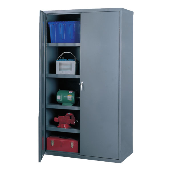 Storage Cabinets 1000lb Shelf Capacity