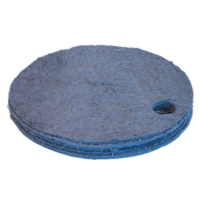 "Universal Sorbent Drum Covers 22"" Diameter 25/bag"