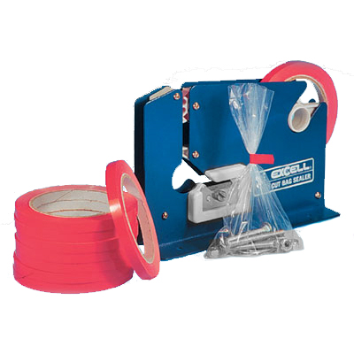 Tape Bag Sealing Red 9mm x 66m