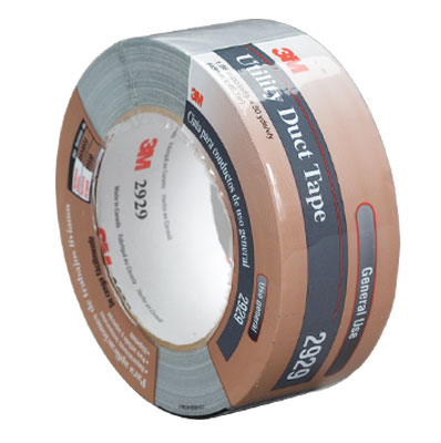Tape 2929 Duct Utility General Purpose Silver 48mm x 45.7m 3M