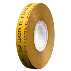 Tape ATG Adhesive Transfer 12mm x 55m 1.6 Mil Reverse Wound Acrylic  ATG160