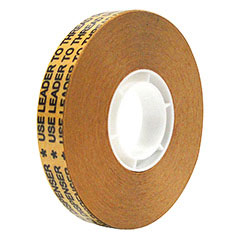 Tape ATG Adhesive Transfer 12mm x 55m 2 Mil Reverse Wound Acrylic  ATG200