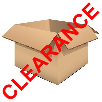Clearance Corrugated Products