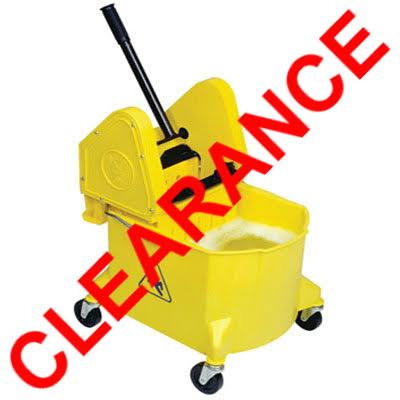 Clearance Cleaning Supplies