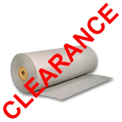 Clearance Packaging Products