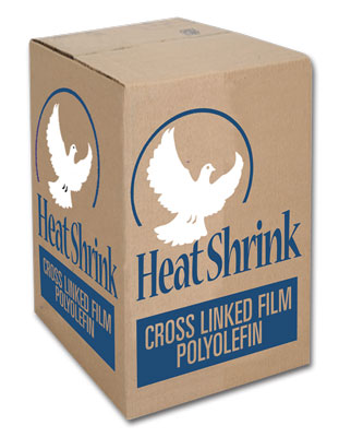 Whitebird Cross-Linked Polyolefin Heat Shrink Film