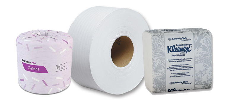 Bathroom Tissue Toilet Paper 2 Ply